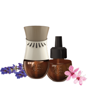 Electrical Plug-In Diffuser & French Lavender and Honey Blossom Refill